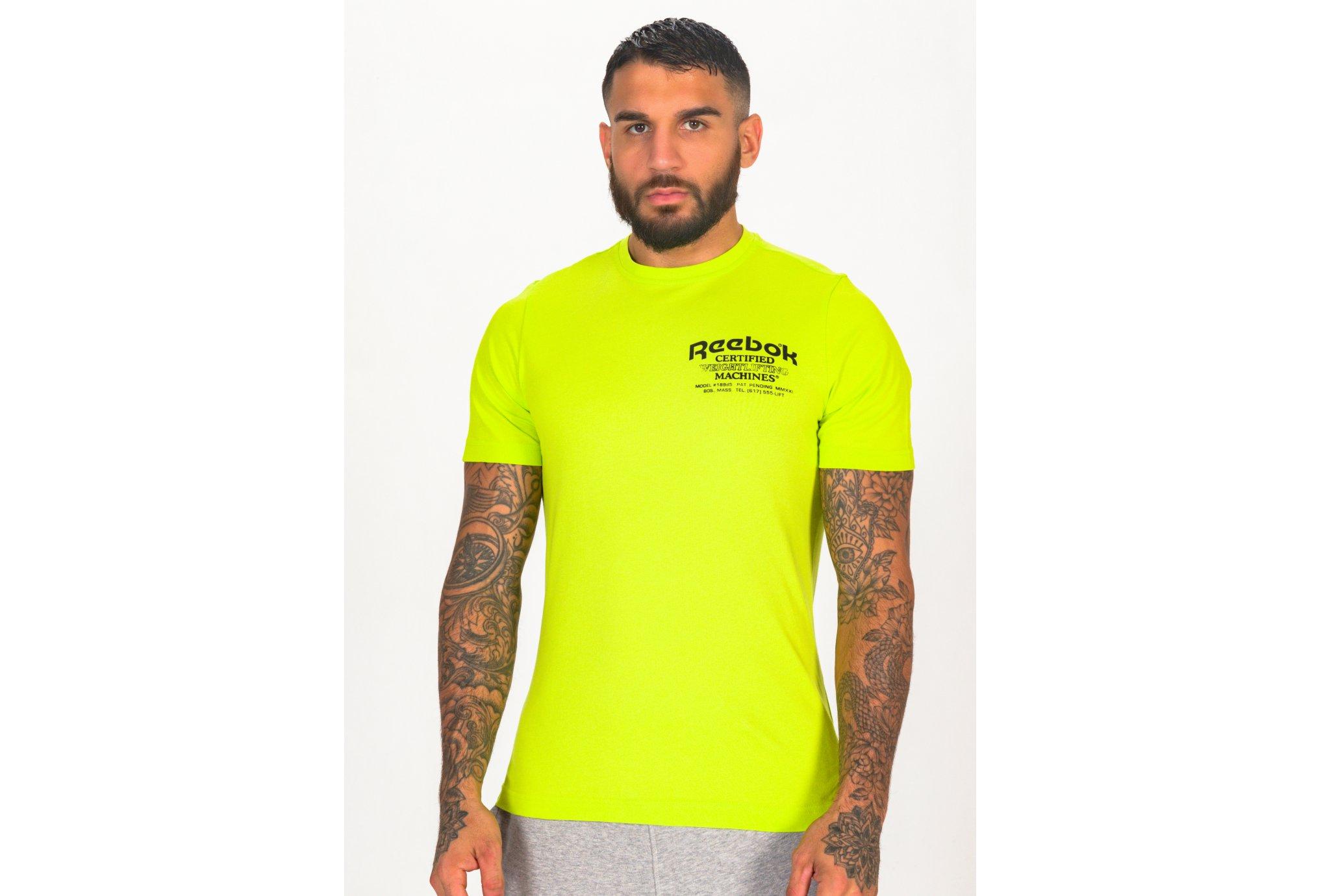 Reebok Weightlifting Novelty M vêtement running homme