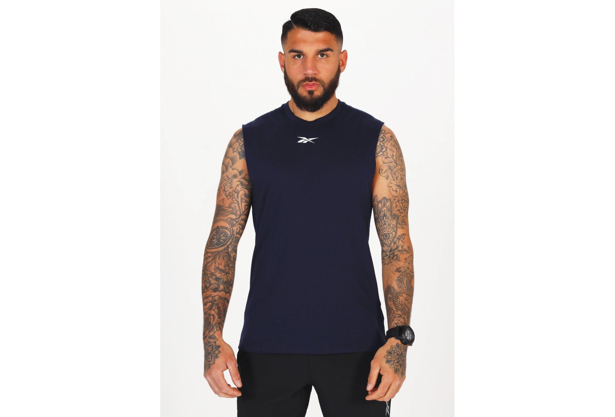 Reebok Workout Ready Mesh M vêtement running homme