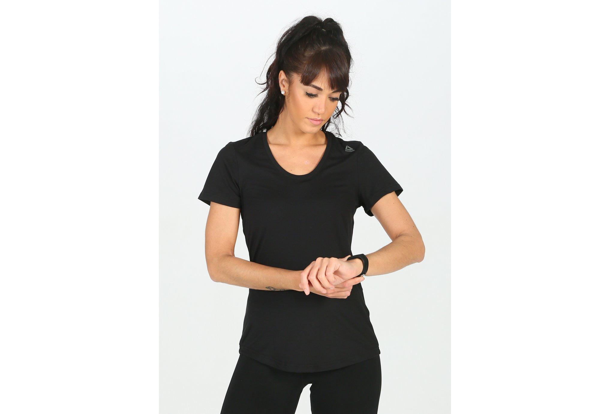 Reebok Workout Ready Speedwick W vêtement running femme