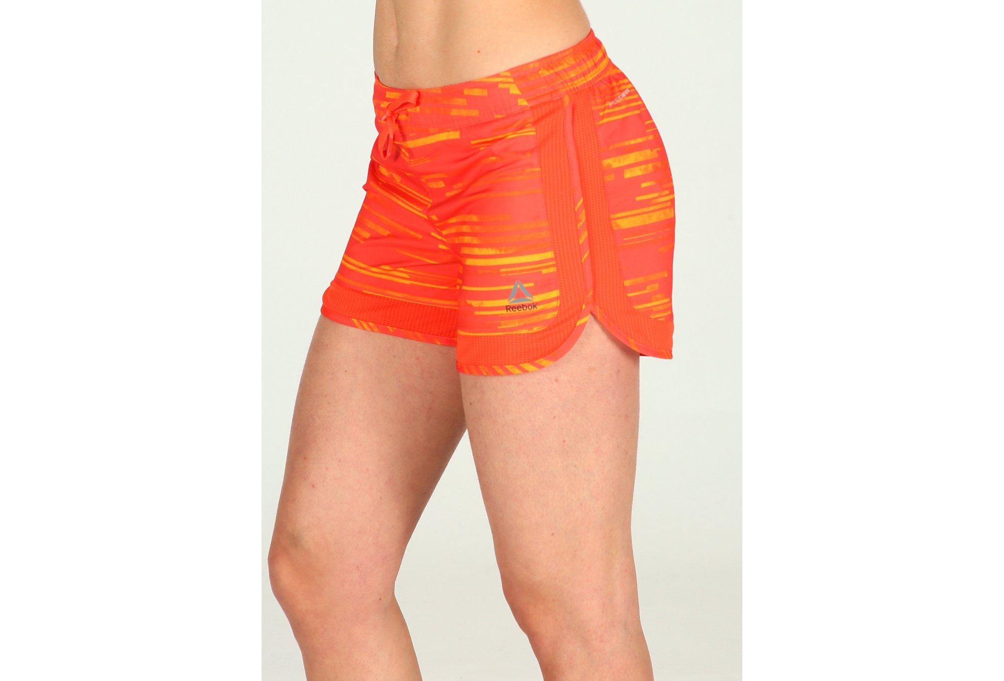 Reebok Workout Ready Urbeam W Diététique Vêtements femme