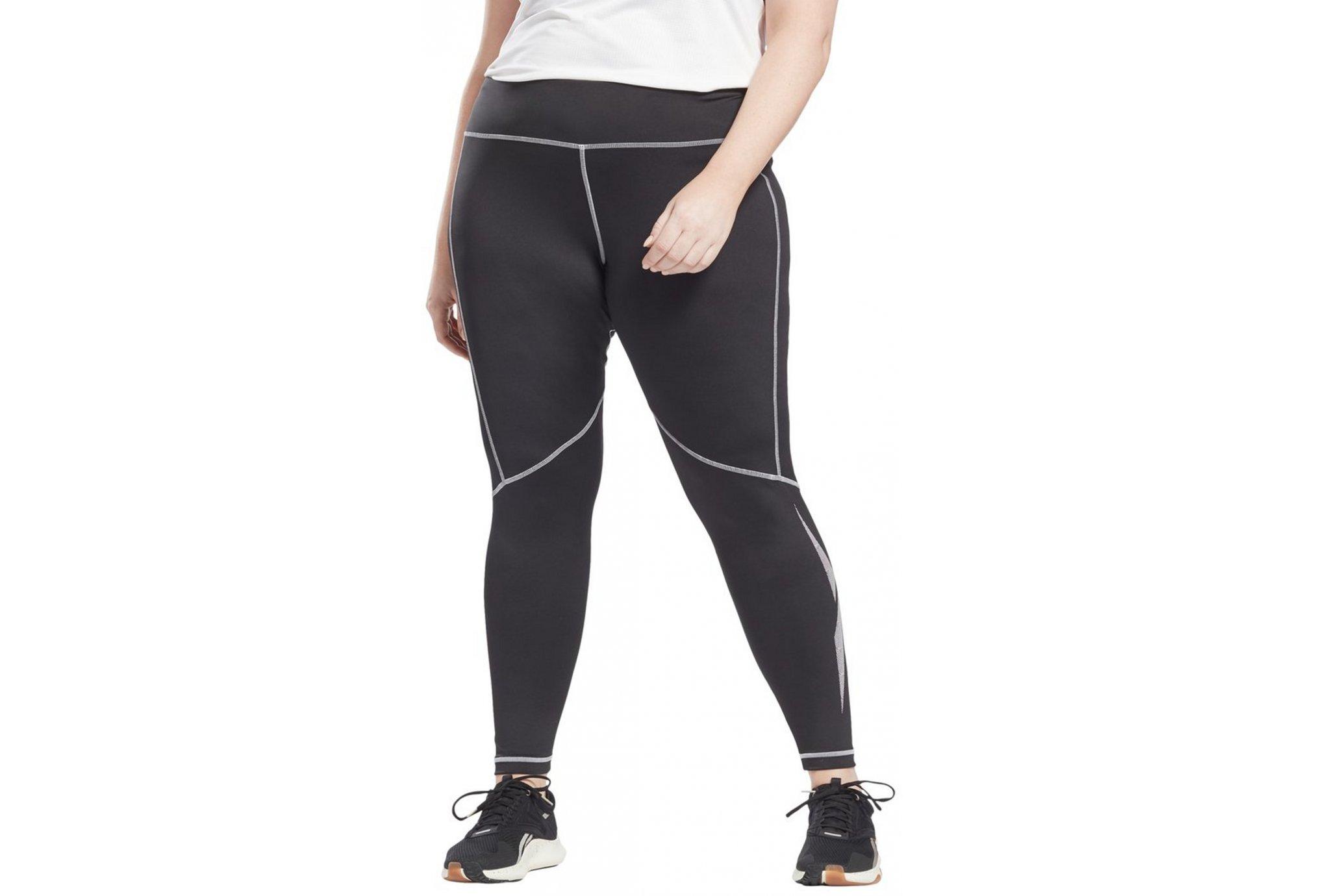 Reebok Workout Ready Vector W - Grande taille vêtement running femme