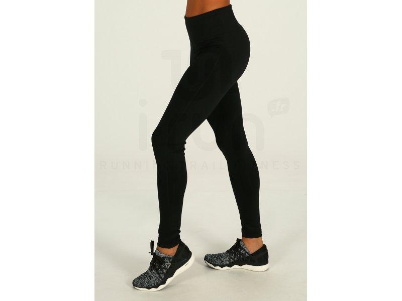 Reebok Workout Ready W pas cher - Vêtements femme running Collants    pantalons en promo ac27e2f9c9e9
