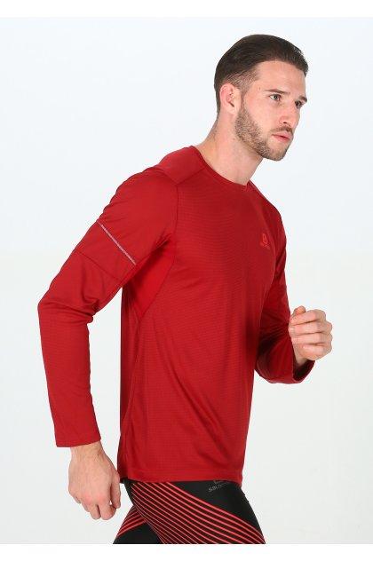 Salomon Camiseta manga larga Agile LS Tee
