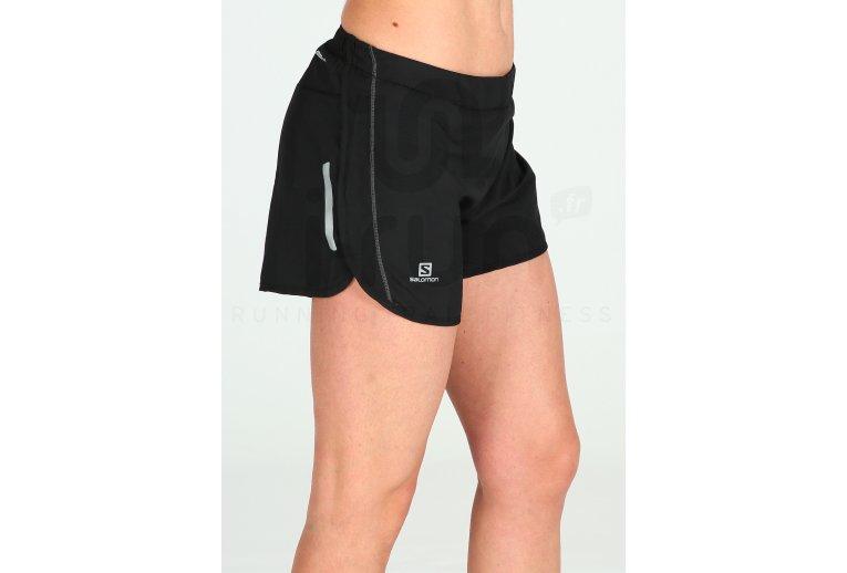 Corto Pantalón Agile Ropa Mujer Promoción Salomon Pantalones En H1axRPRgq