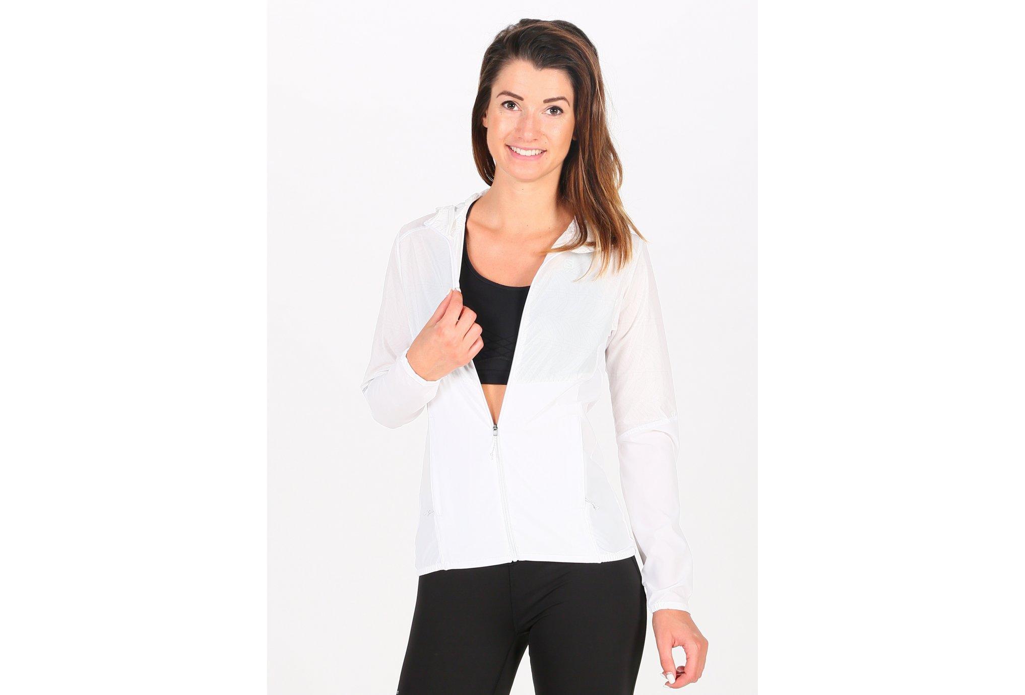 Salomon Agile W Diététique Vêtements femme