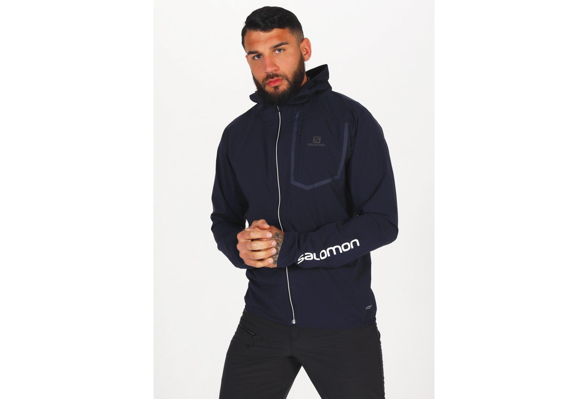 Salomon Bonatti Pro WP M Diététique Vêtements homme