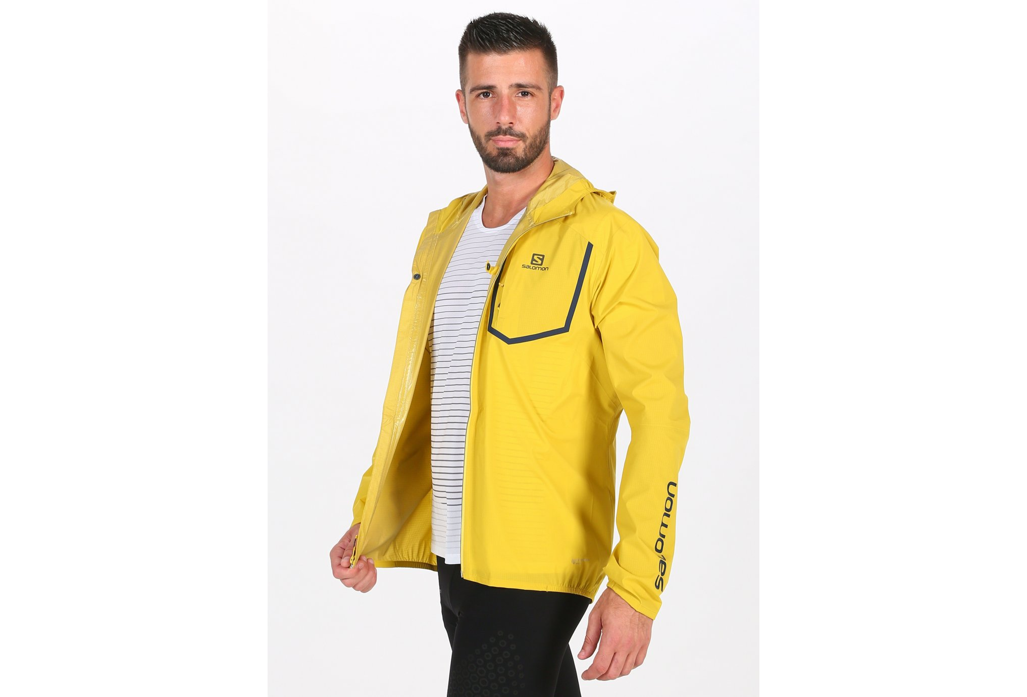 Salomon Bonatti Pro WP M vêtement running homme