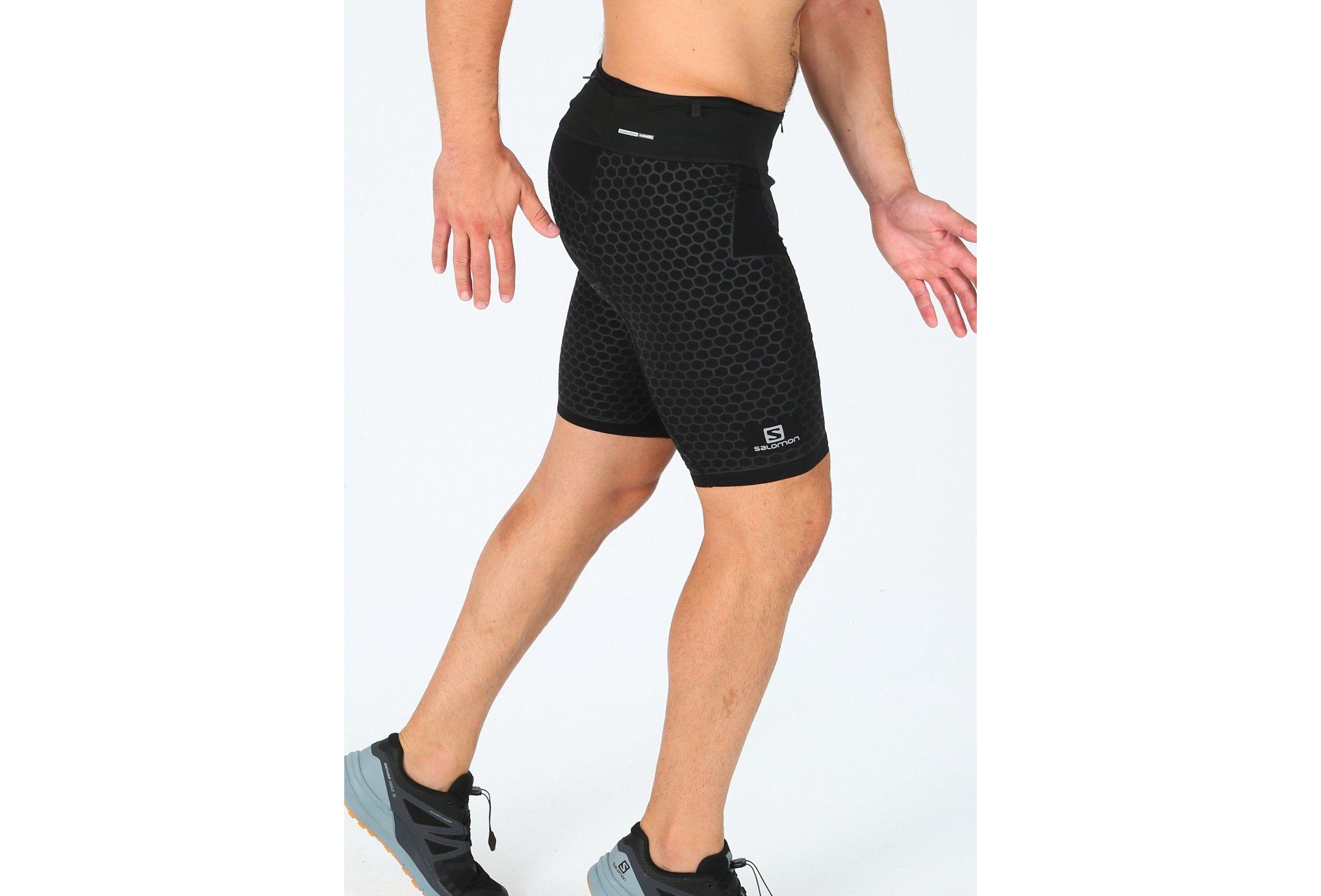 Salomon Exo Short Tight M vêtement running homme
