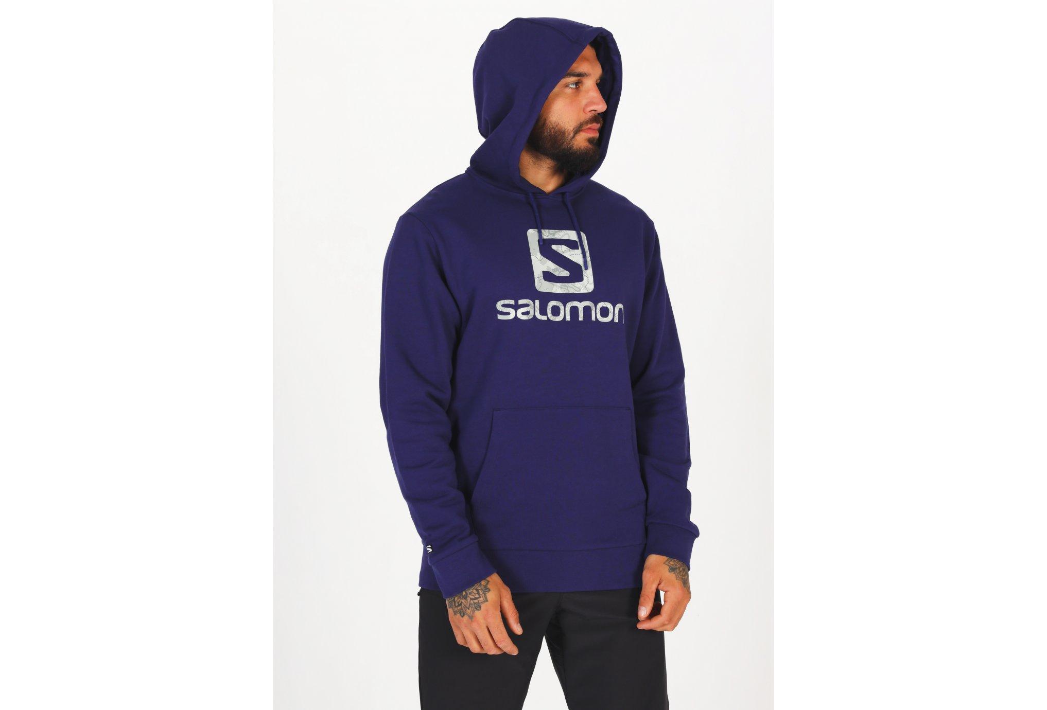 Salomon Outlife Logo M vêtement running homme