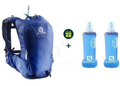 Salomon Pack Skin Pro 15 Set + 2 Soft Flask 250 ml offertes