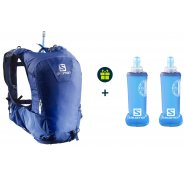 Salomon Pack Skin Pro 15 Set + 2 Soft Flask 250 ml offertes