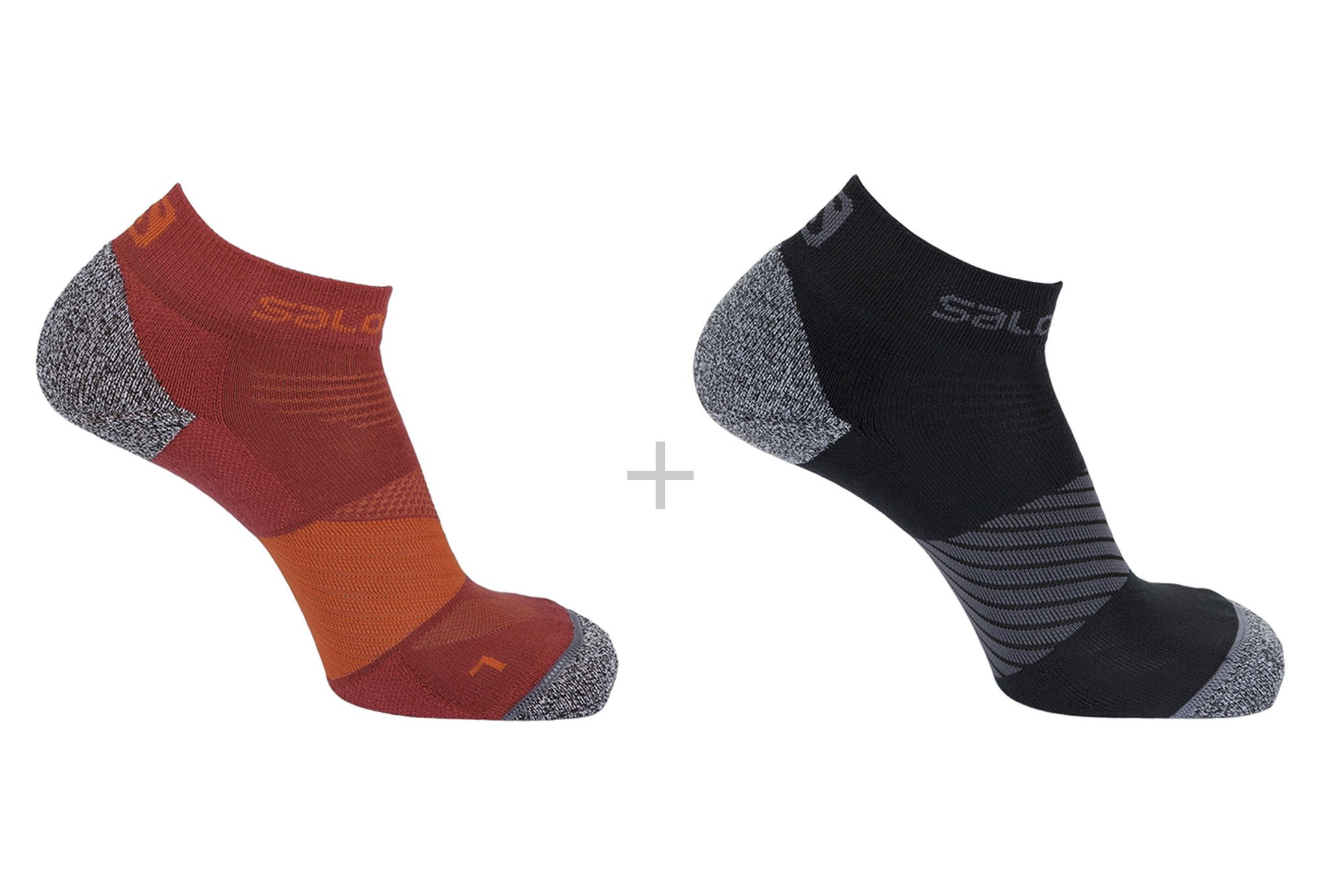 Salomon Pack Speed Chaussettes
