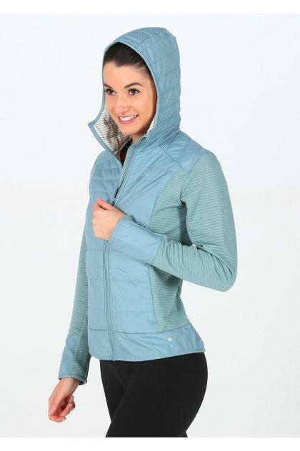 Salomon chaqueta Right Nice Hybrid Hoodie