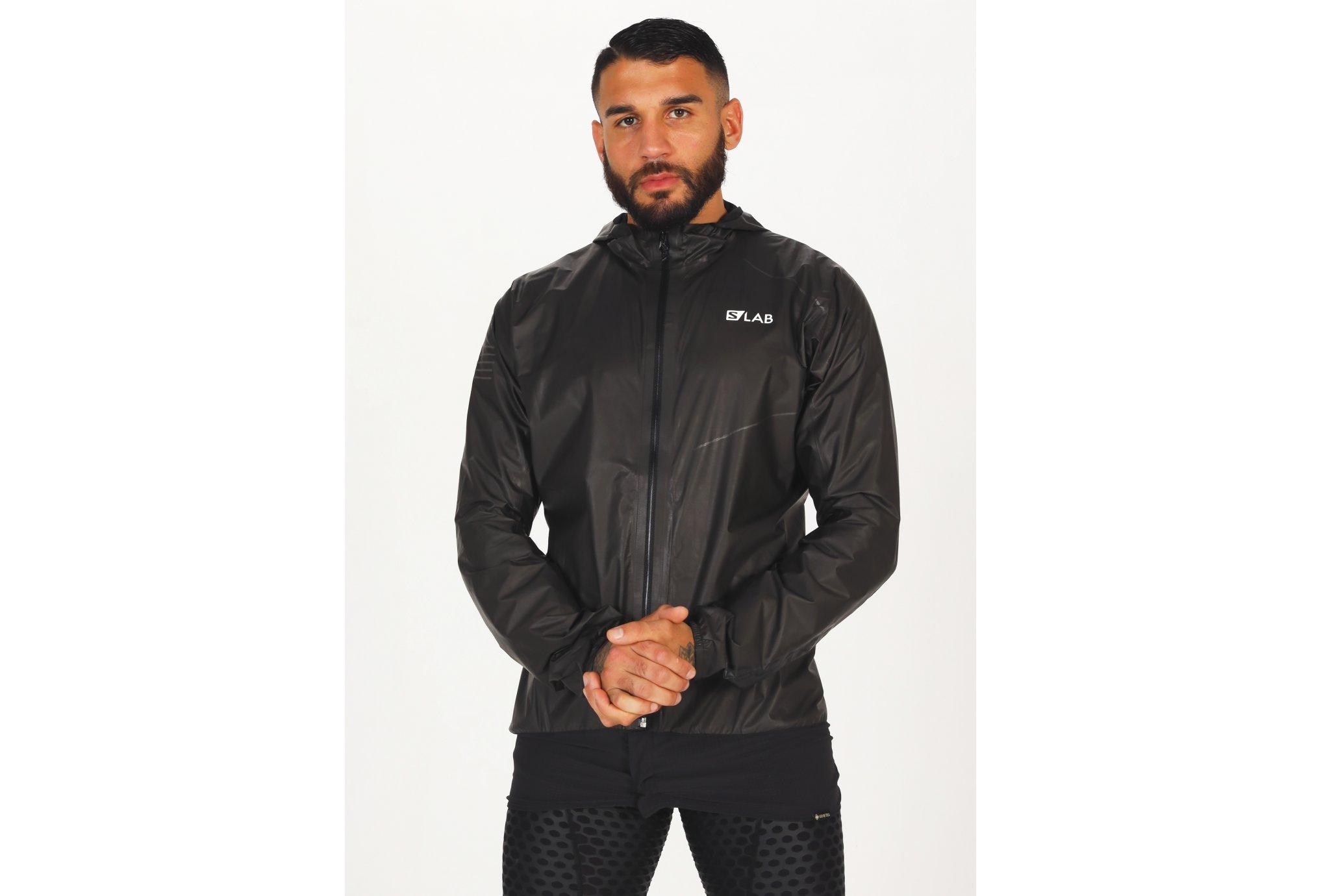 Salomon S-Lab Motion Fit 360 Gore-Tex M vêtement running homme