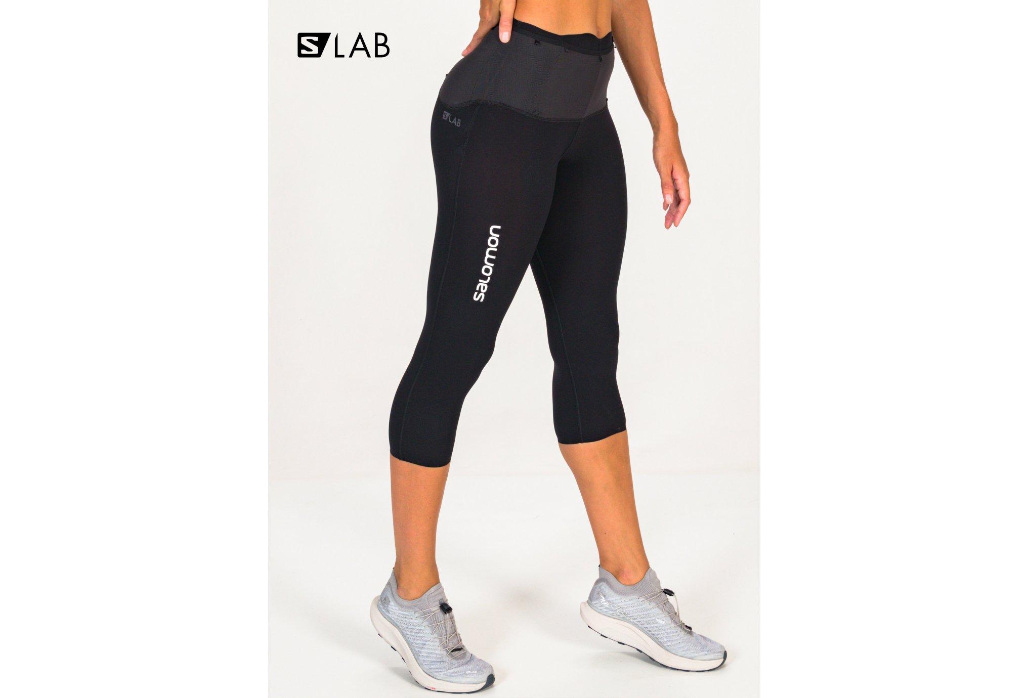 Salomon S/Lab NSO 3/4 W vêtement running femme