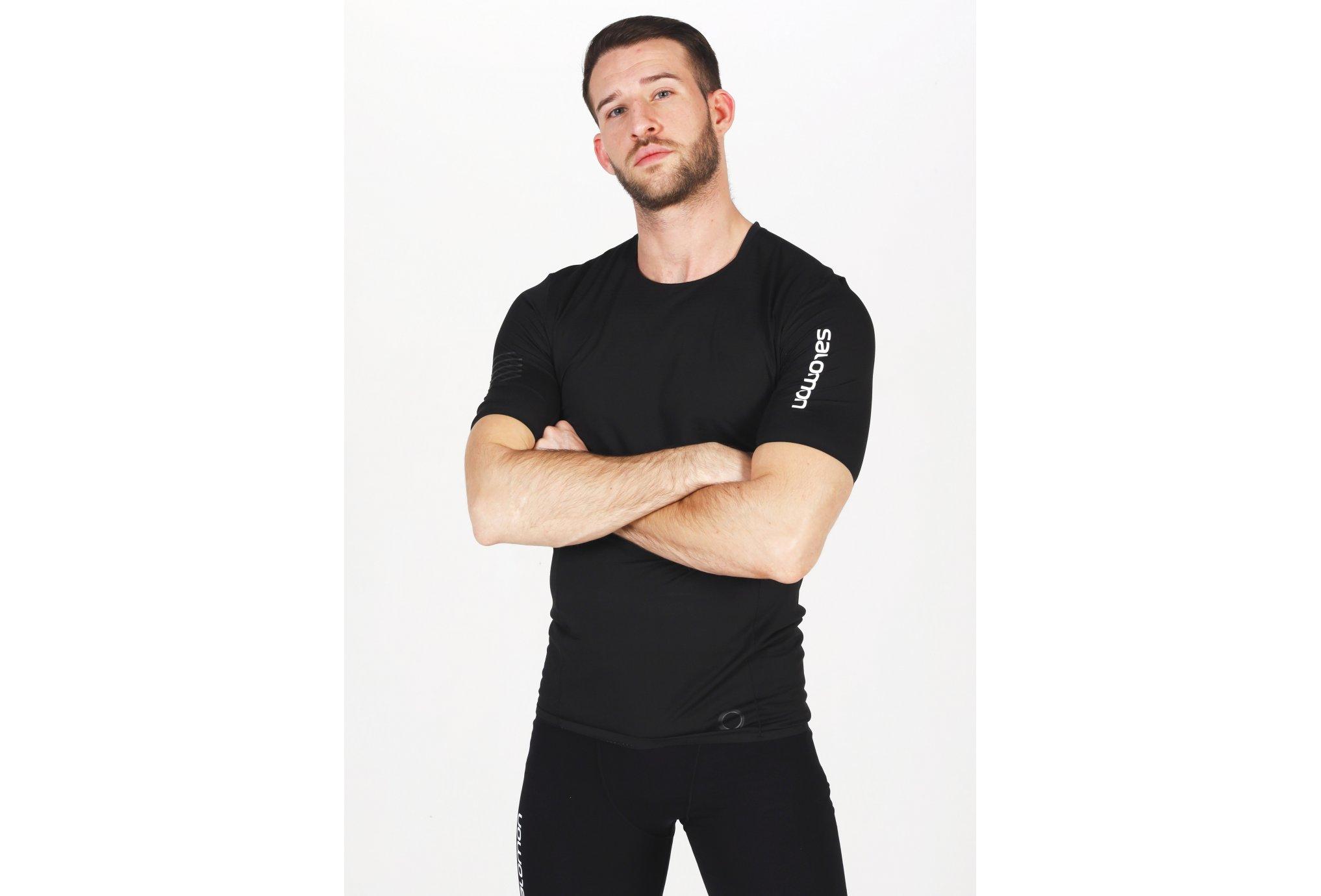 Salomon S/Lab NSO M vêtement running homme