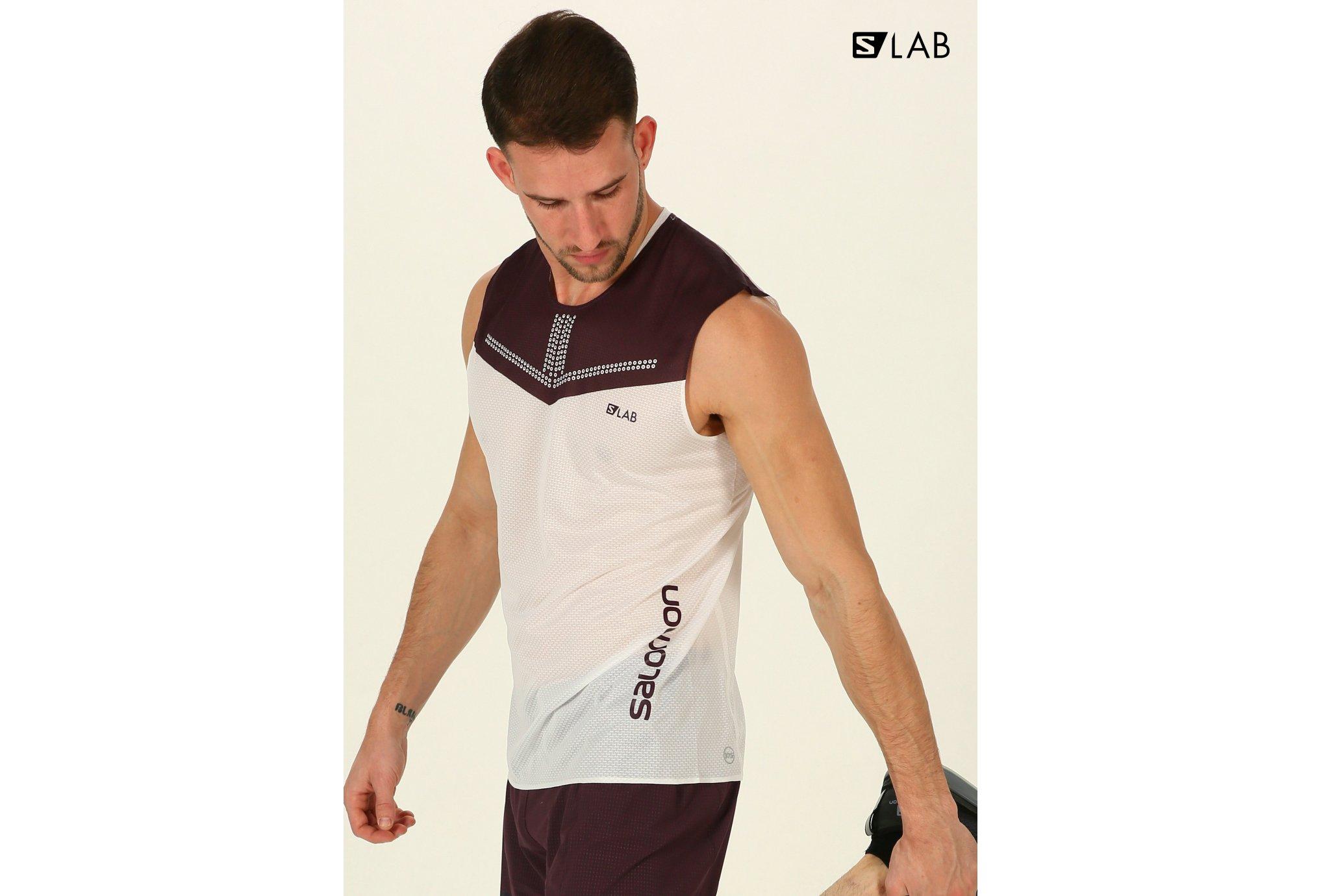 Salomon S-Lab Sense M vêtement running homme