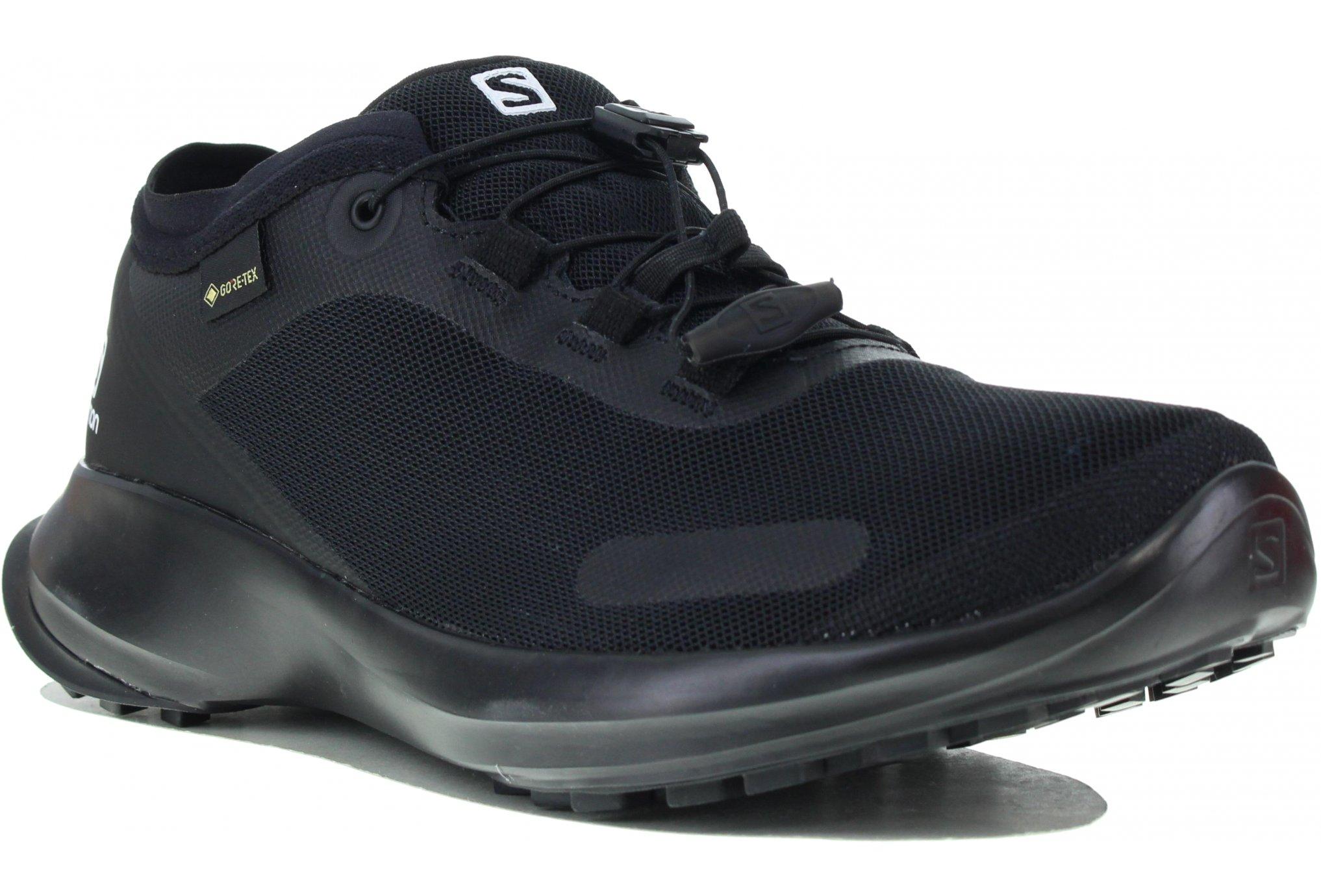 Salomon Sense Feel Gore-Tex Chaussures running femme