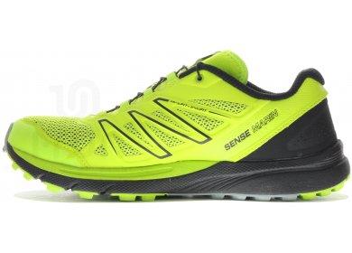 Salomon Sense Marin M pas cher - Chaussures homme Salomon running ... a4c5b02f4ce3