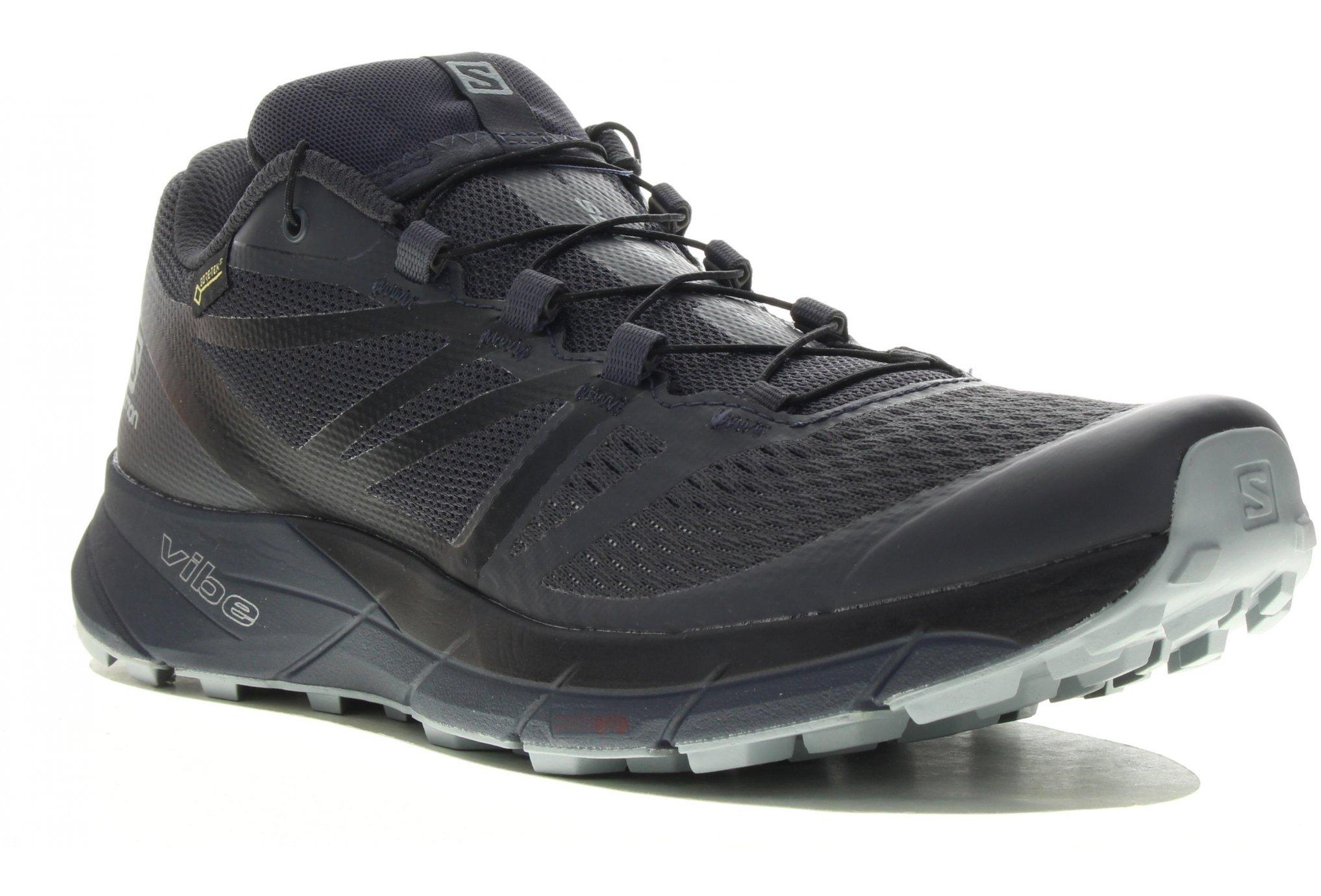 Salomon Sense Ride 2 Gore-Tex Invisible Fit M Chaussures homme