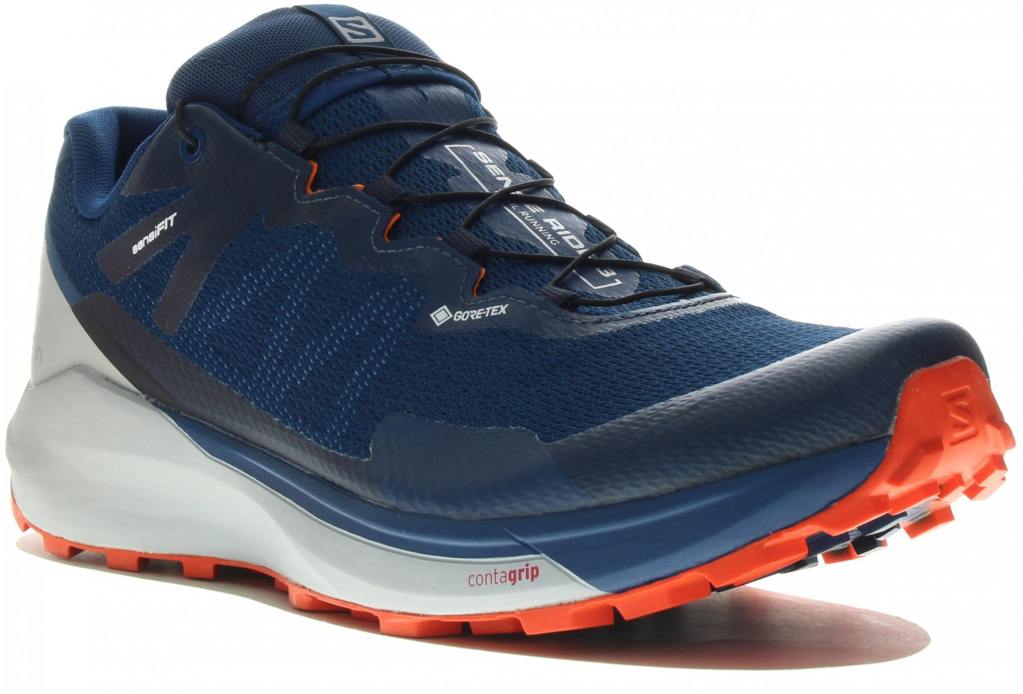 Salomon Sense Ride 3 Gore-Tex Invisible Fit Chaussures homme