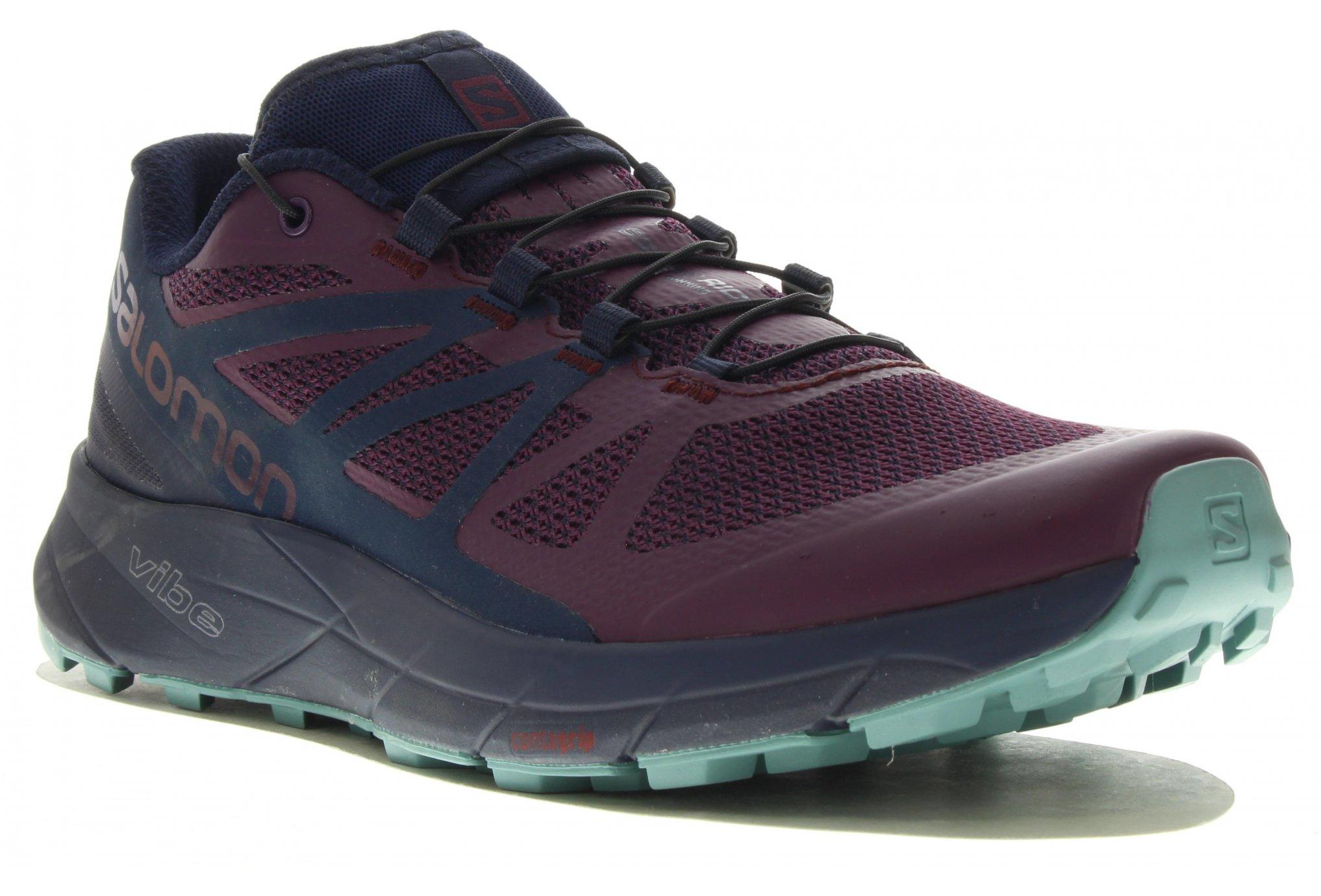 Salomon Sense Ride W Chaussures running femme