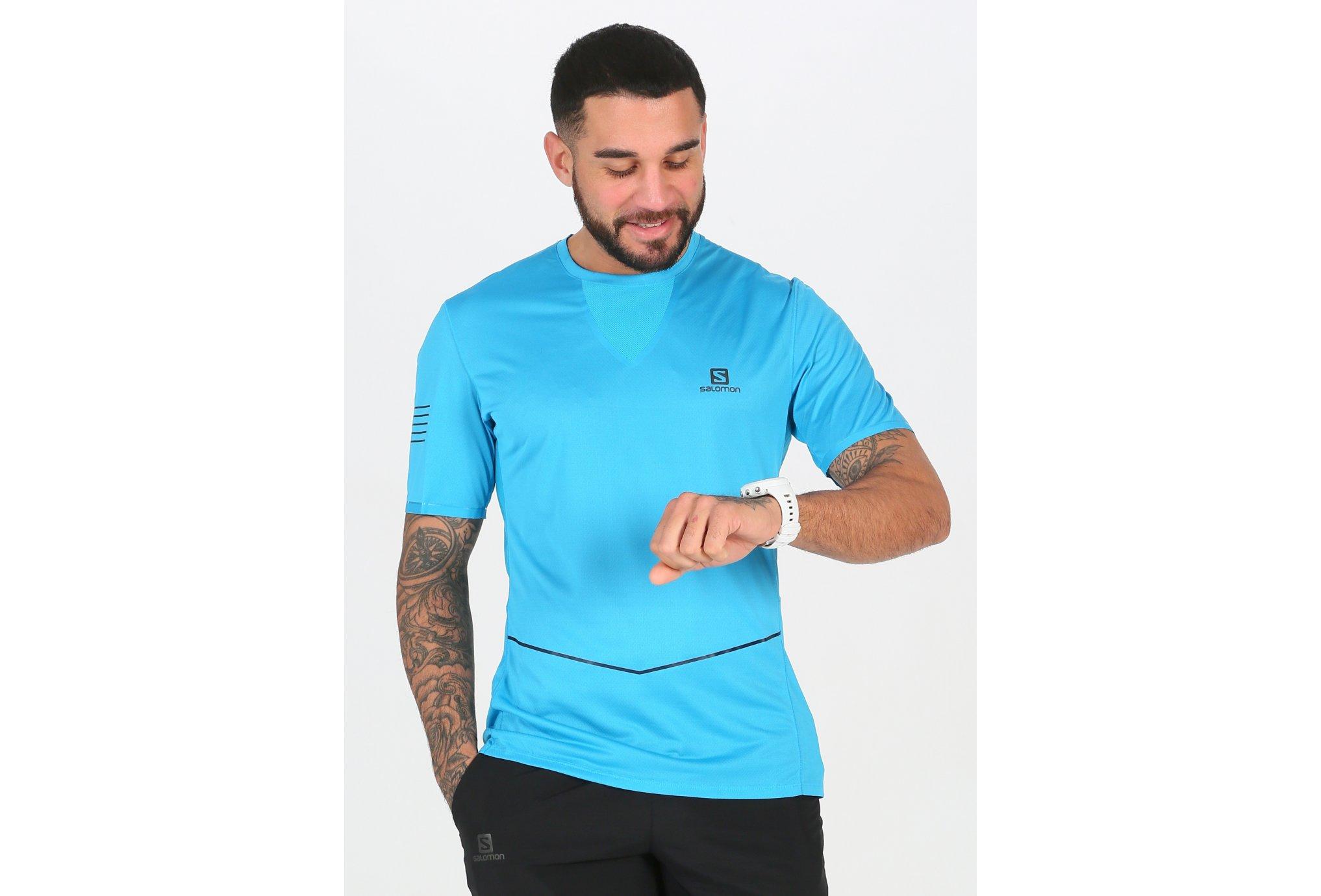 Salomon Sense Ultra M vêtement running homme