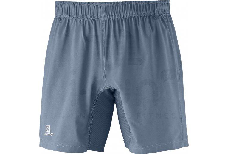 Gimnasio Trail Pantalón Hombre Promoción En Corto Twinskin Salomon 0AxqdEfwxn