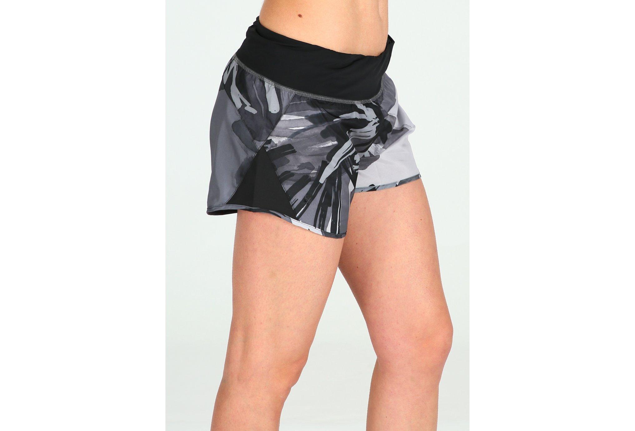 Salomon Shorty Elevate 2 en 1 W vêtement running femme