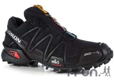 Salomon SPEEDCROSS 3 ClimaShield W Black Série