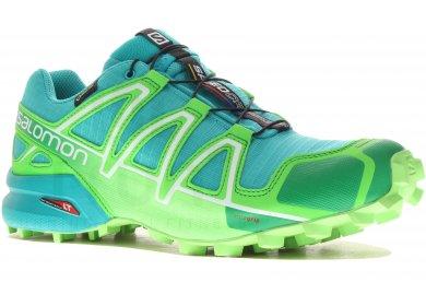 W Gore Chaussures Tex Cher Salomon Speedcross 4 Femme Running Pas IUwqxp4OC