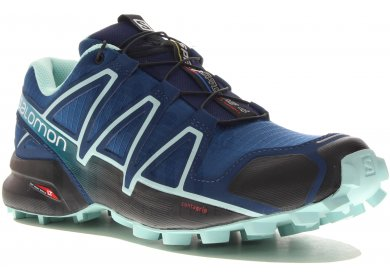 vente professionnelle belle couleur comment chercher Salomon Speedcross 4 W