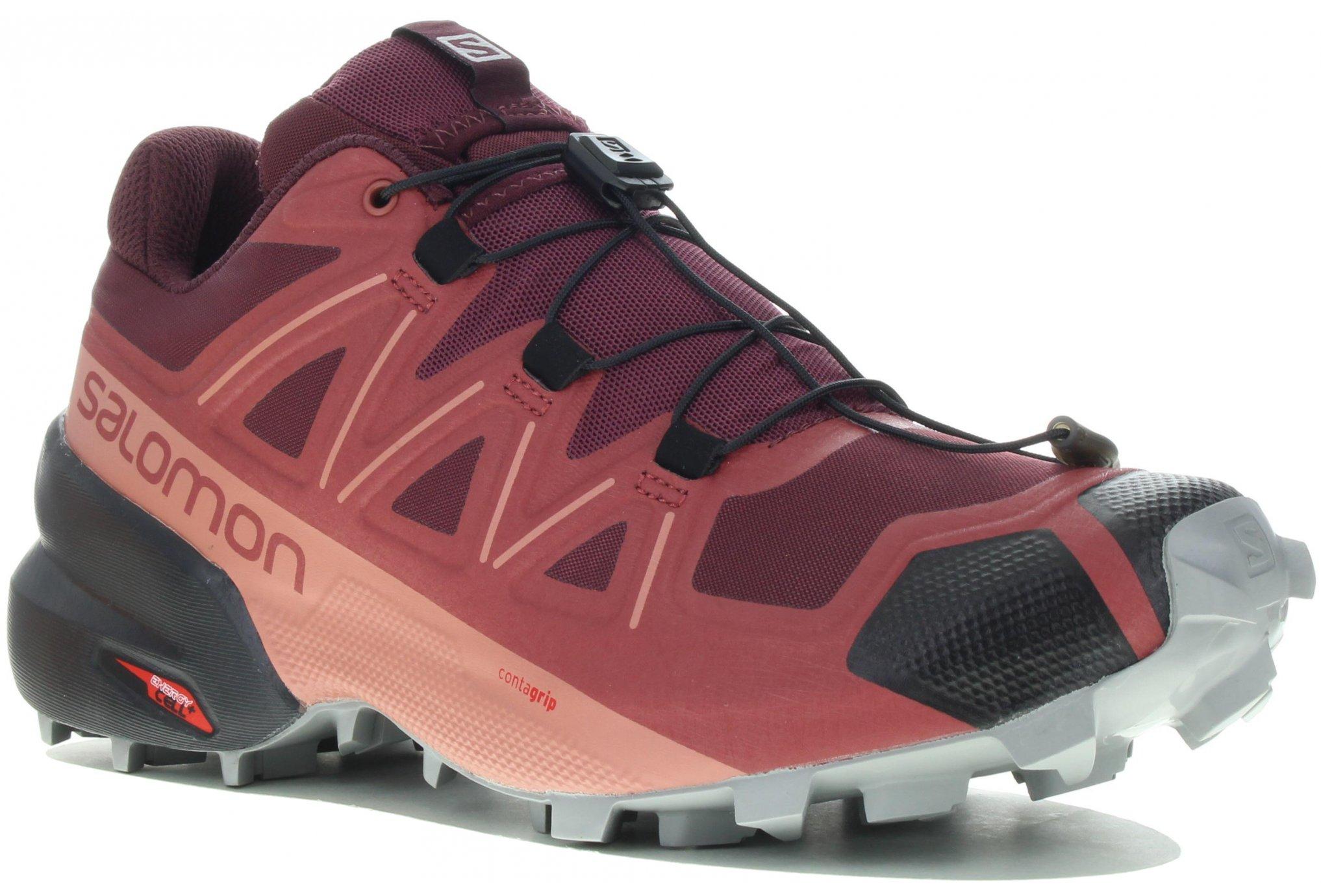 Salomon Speedcross 5 Chaussures running femme