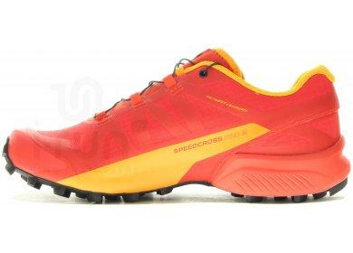 Salomon Speedcross Pro 2 Chaussures running Homme rouge