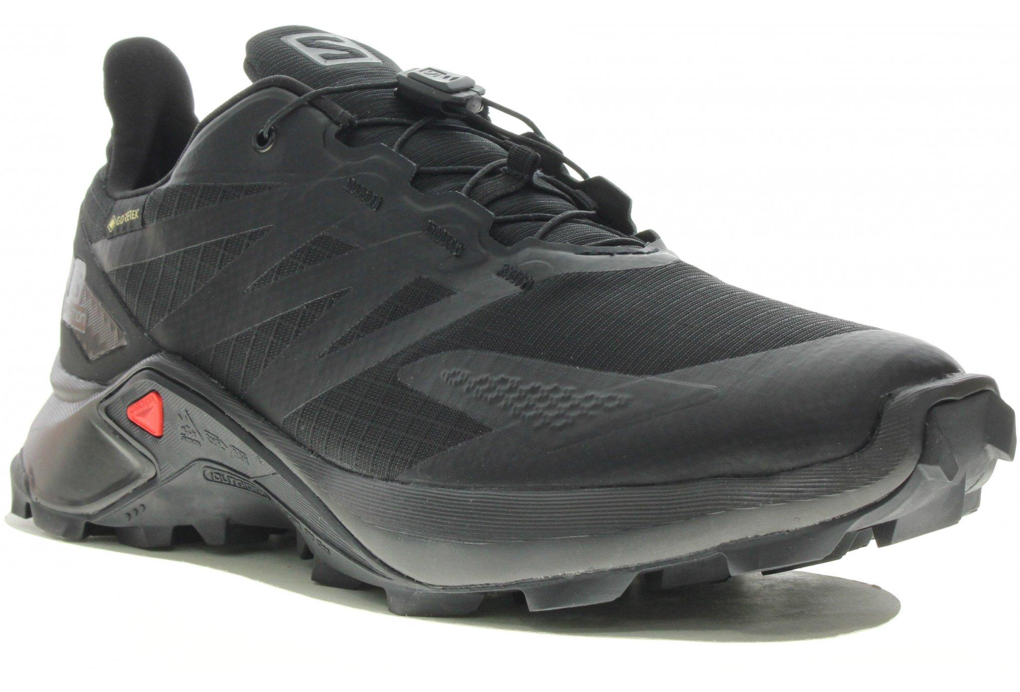 Salomon Supercross Blast Gore-Tex W Chaussures running femme