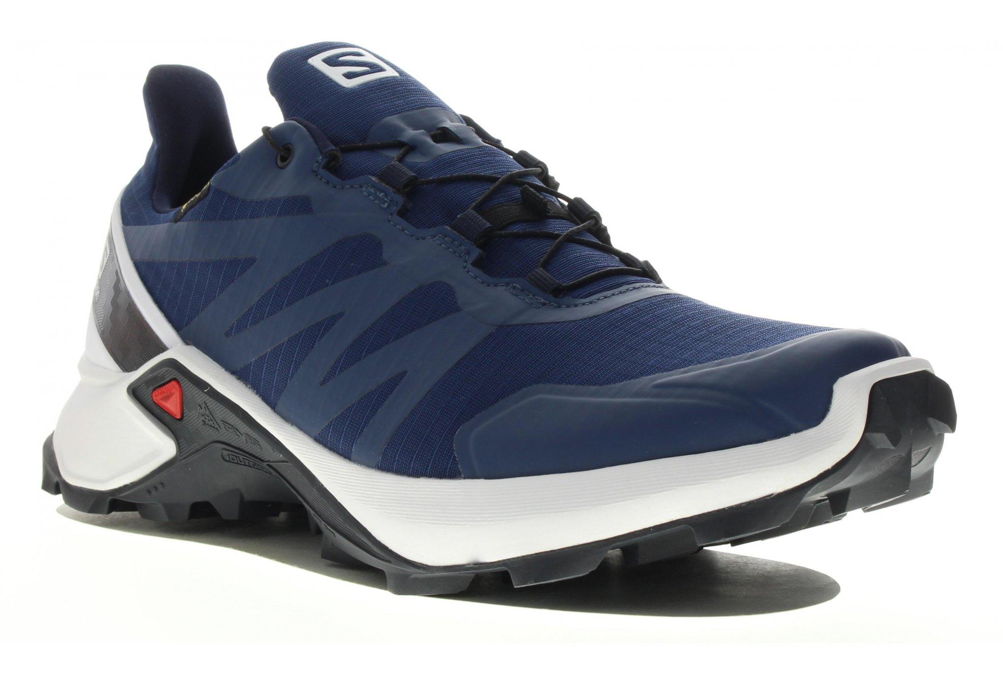 Salomon Supercrosss Gore-Tex Chaussures homme