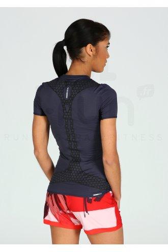 Salomon Tee shirt Exo S Lab Zip W pas cher Vêtements femme