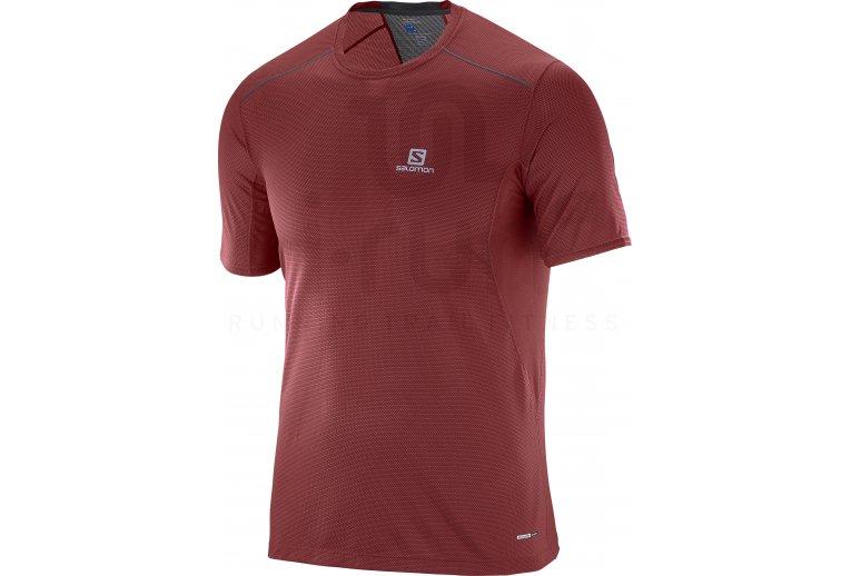 Hombre Salomon Trail Runner T Camiseta sin Mangas