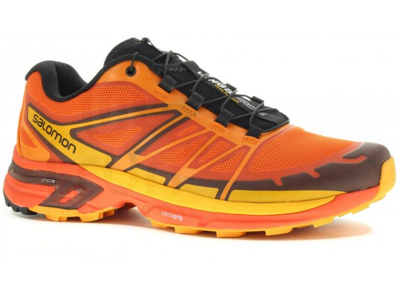 Chaussure de trail Salomon Wings Pro 3 M – Soldes et achat