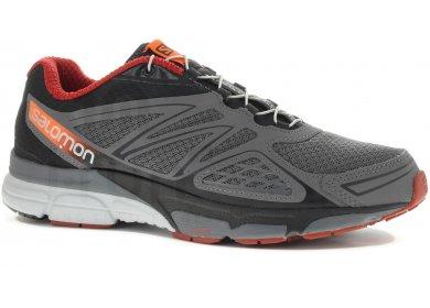 Vente Chaussure Salomon X SCREAM 3D pour Homme Anthracite