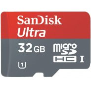 SanDisk Carte Micro SD 32GB