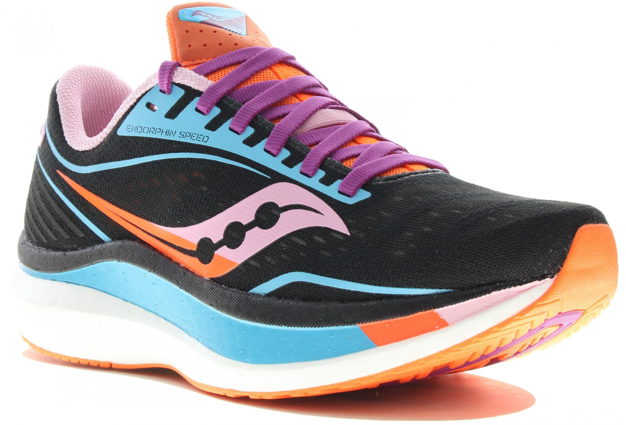 Saucony Endorphin Speed Bright Future W Chaussures running femme