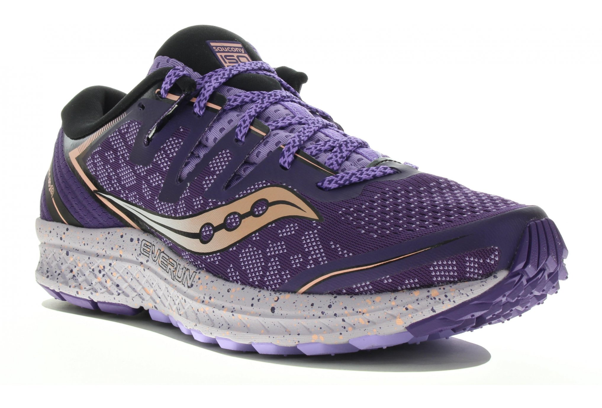 Saucony Guide ISO 2 TR Chaussures running femme