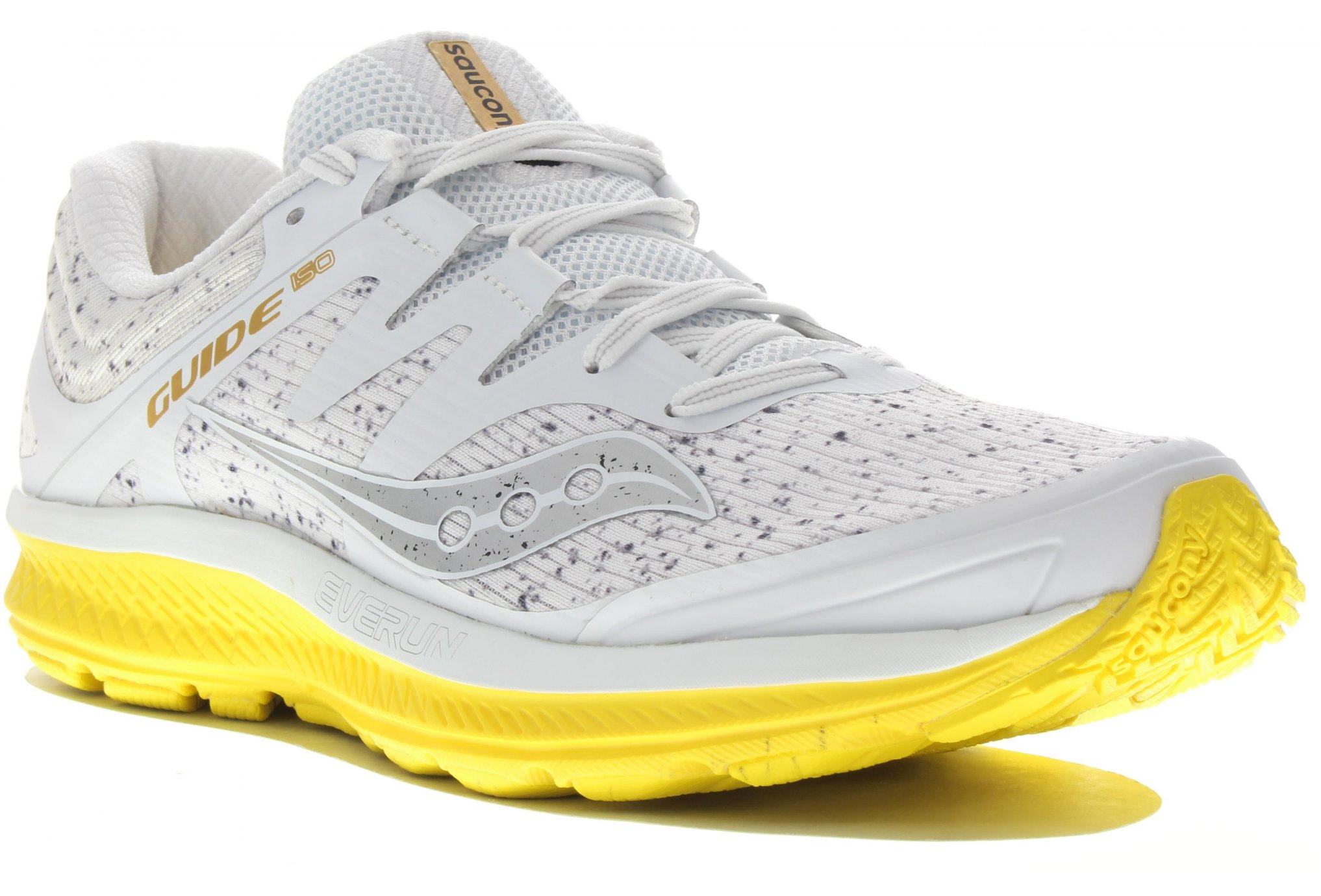 Saucony Guide ISO White Noise M Chaussures homme