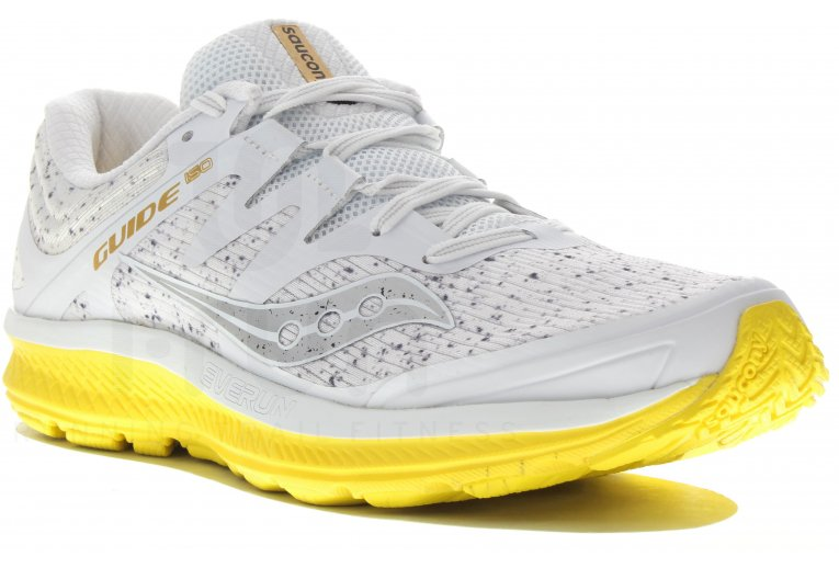 Saucony Guide ISO White Noise