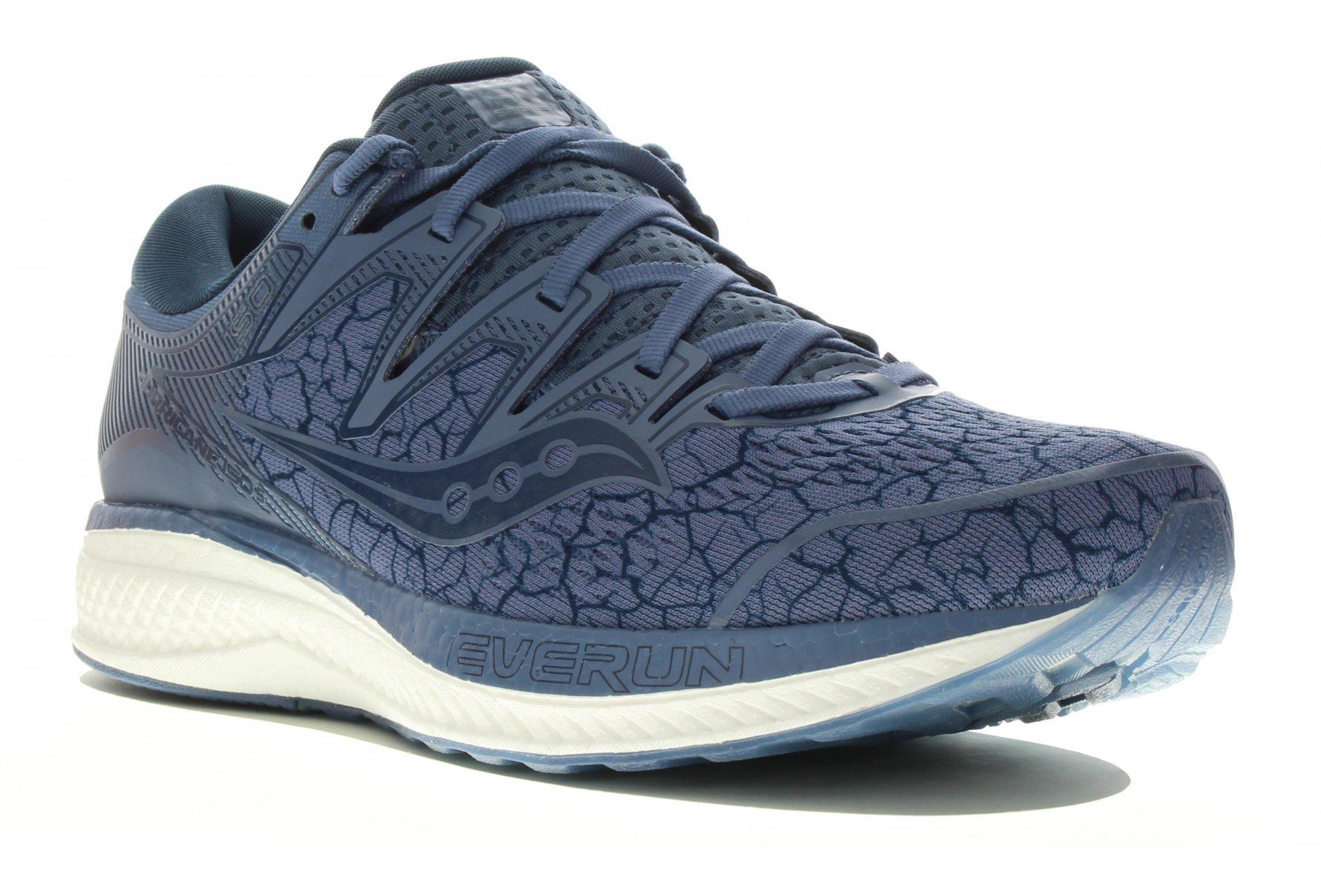Saucony Hurricane ISO 5 M Diététique Chaussures homme