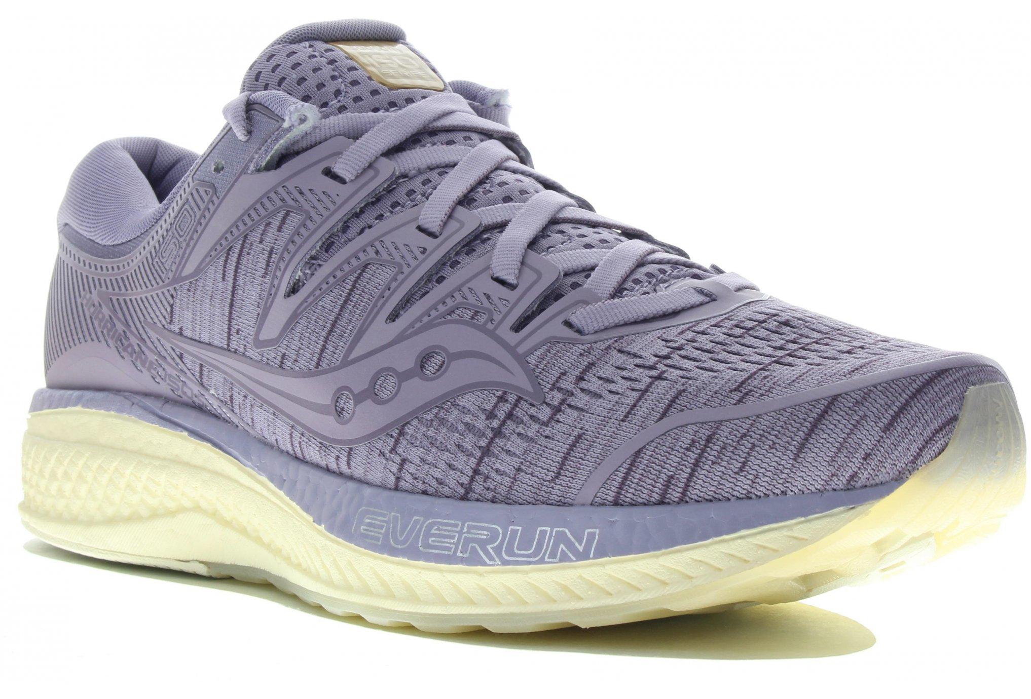 Saucony Hurricane ISO 5 W Chaussures running femme