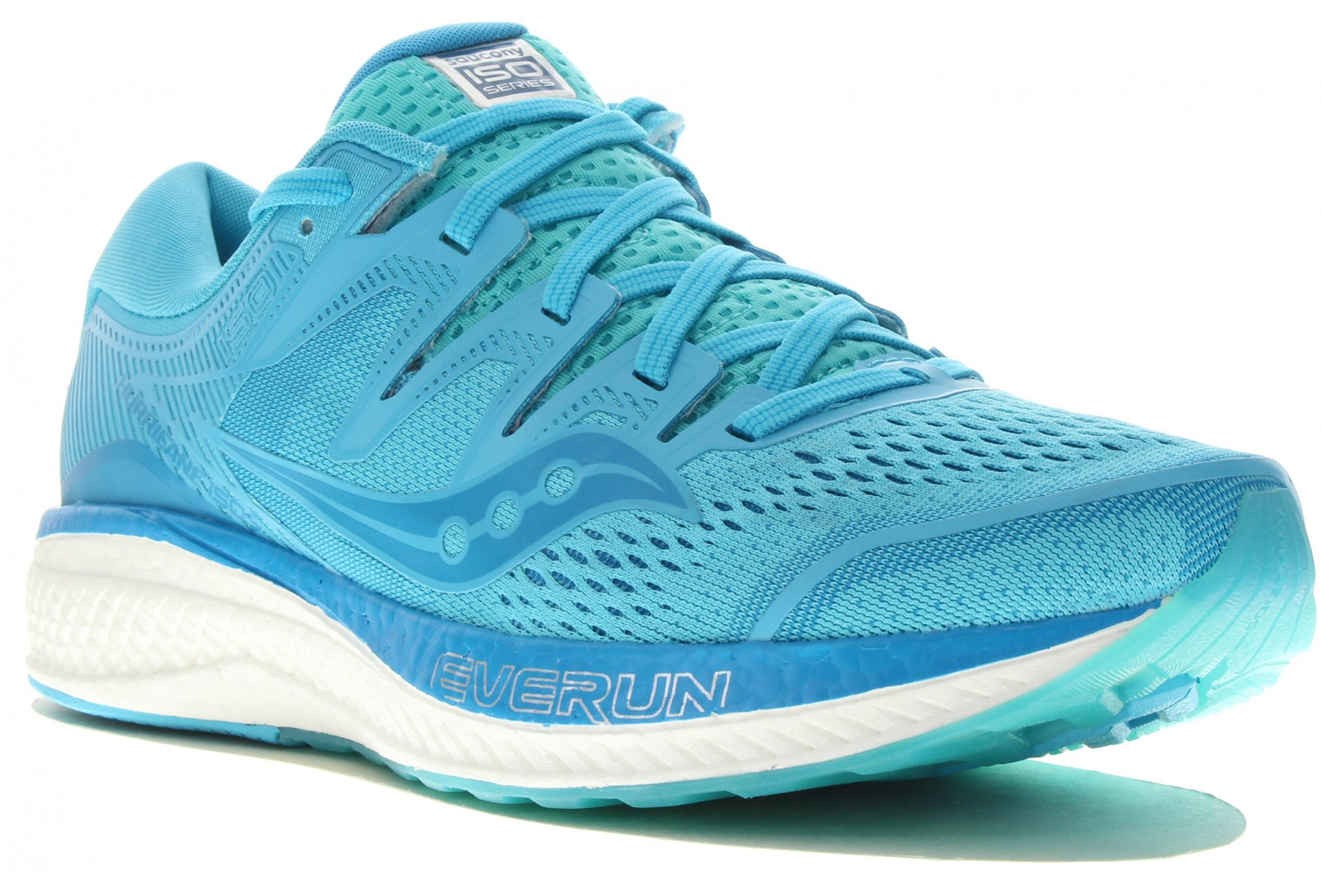 Saucony Hurricane ISO 5 déstockage running