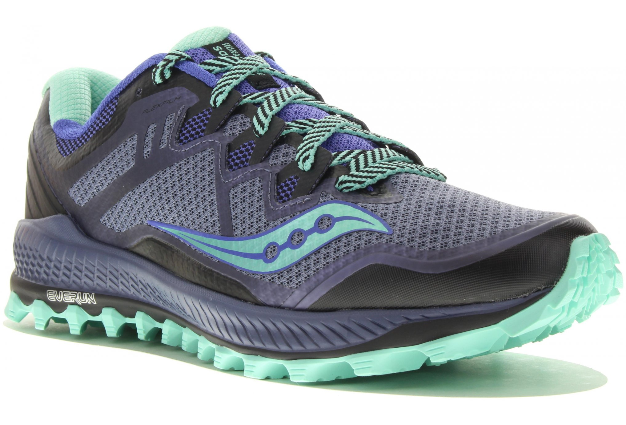 f398620c756 Trail Session - Saucony Peregrine 7 Ice W Chaussures running femme