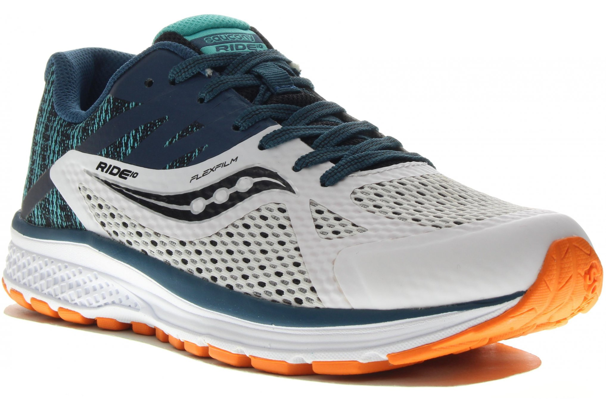 Saucony Ride 10 Chaussures homme
